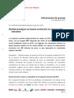 Henkel - Resultados Financieros Q2 2014 LA