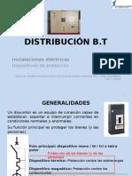 2548 Disyuntor b.t
