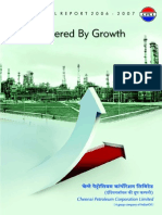 CPCL Annual Report 2007