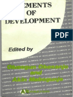 Elements of Development