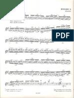 Estudio L (Legato Study) Emilio Pujol