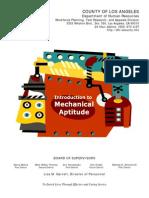 Mechanical aptitude test Guide