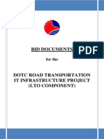 Dotc Rt It Infra Proj Lto Bid Docs