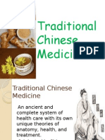 2. Traditional CHinese Medicine..
