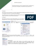 Reporte de Información DDDD
