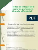 Métodos de Integración Matematica II