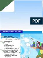 Permasalahan dan Kebutuhan Implementasi RTR Provinsi Papua
