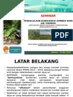 PENGELOLAAN KONSERVASI SUMBER DAYA AIR TERPADU / INTEGRATED WATER RESOURCE CONSERVATION MANAGEMENT (IWCM)