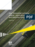Applying Venezuelan Currency June 2015