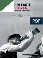 Full of Life - John Fante