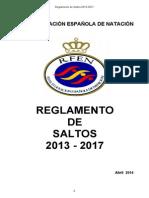 Reglamento de Saltos 2013-2017