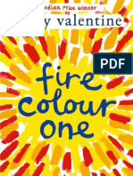 Extract From Fire Colour One