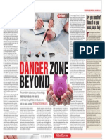 The Danger Zone Beyond