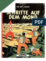 Tim Und Struppi - 17 - Schritte Auf Dem Mond