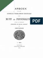 De munt van Overijsel te Kampen onder Karel V / [M. Schulman]