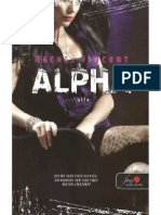 RachelVincent Alfa