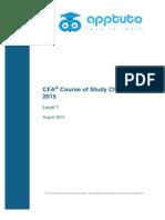 Apptuto CFA L1 LOS Changes 2015