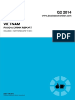 BMI Vietnam Food and Drink Report Q2 2014