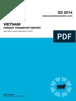 BMI Vietnam Freight Transport Report Q2 2014