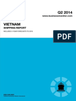 BMI Vietnam Shipping Report Q2 2014
