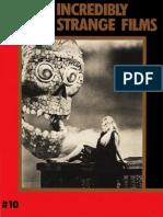 Incredibly Strange Films