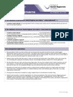 CDHO Factsheet Rheumatoid Arthritis