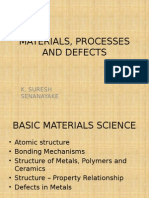 Materials, Processes and Defects 1