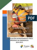 Manual Entrenamiento Fisico 2014-2015