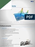 Civil2015 v11 Release Note