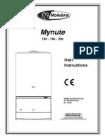 Mynute 10e 14e 20e Users Instructions