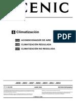 MANUAL DE TALLER RENAULT SCENIC (CLIMA)