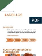 LADRILLOS PARA CONSTRUCCION