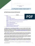 Decreto 103-2005 de Evaluacion de Los Derechos Del Nino
