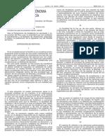 Ley 5-2002, De 16 de Diciembre, De Parejas de Hecho