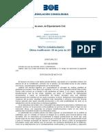 Ley 1-2000 de Enjuiciamiento Civil