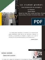 La Ciudad Global Saskia Sassen