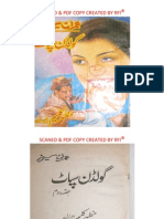golden-spot-part-ii- ==-== mazhar kaleem -- imran series ==-==