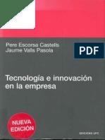 Escorsa-Herramientas Para La Innovacion