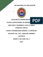Elaboración de Los Estados Financieros Conforme a NIIF