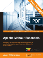 Apache Mahout Essentials - Sample Chapter