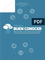 Libro Buen Conocer - FLOK Society