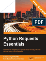 Python Requests Essentials - Sample Chapter