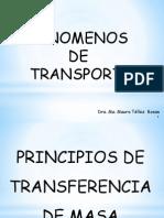 Principios de Transferencia de Masa