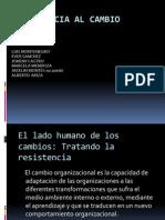 6.Resistencia Al Cambio