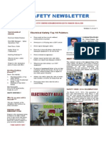 Phase 3 Safety Newsletter Monthly Edition April 2014