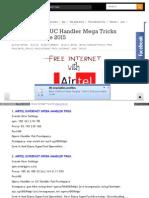 Www Crazydroid in 2015 05 Airtel Operauc Handler Mega Tricks
