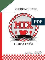 Mix Diner & Florist