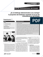 Arbitraje administrativo 2