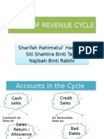 Audit of Revenue Cycle