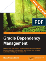 Gradle Dependency Management - Sample Chapter